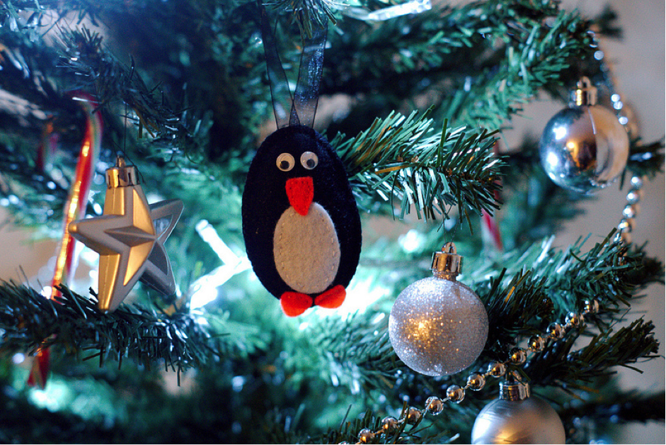 penguin- tree