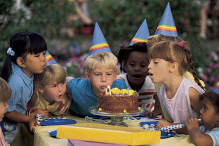 The To-do List You Must Check For Your Kid's Birthday
