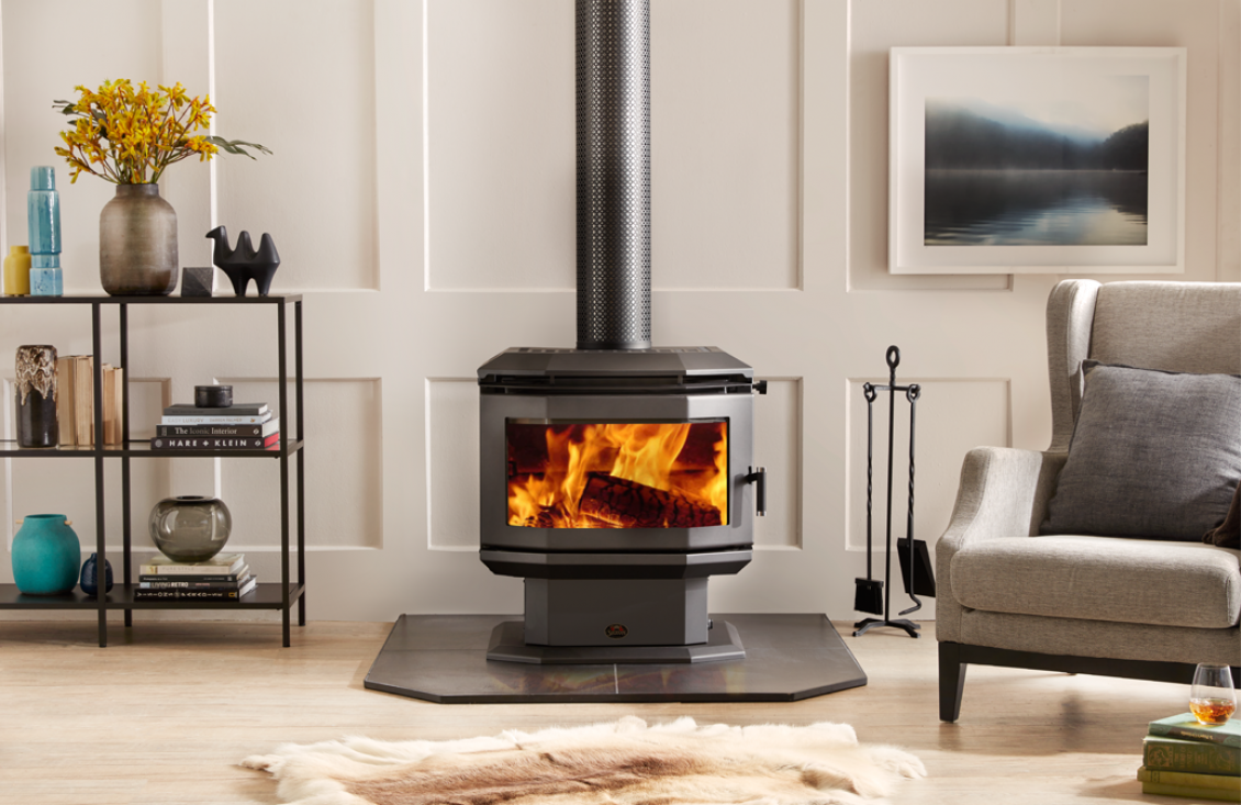 The Pros And Cons Of Freestanding Wood Fireplaces Serendipity Mommy