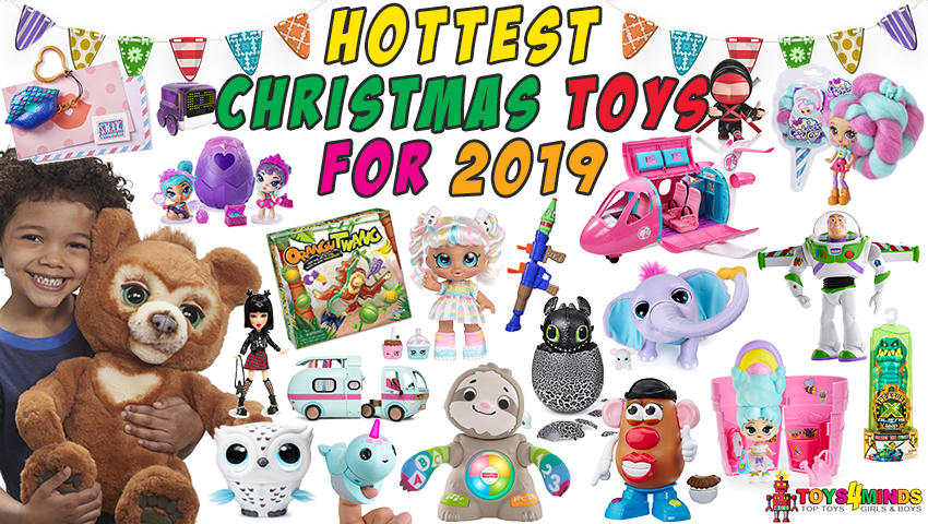 Top Toy List For Christmas 2020 Top Amazing Toys for Christmas 2019 2020   Serendipity Mommy